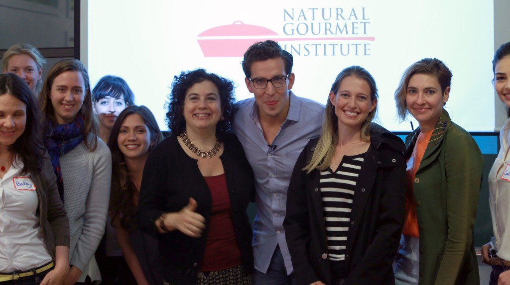 Adam Eskin Natural Gourmet Institute Food Entrepreneurship