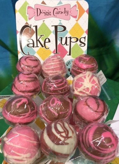 Dogg Candy Cake Pups
