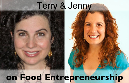 Terry Frishman Interviewed about Food Entrepreneurship by Jenny Cornbleet of Learn Raw Food