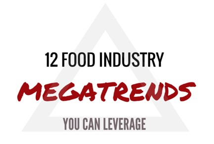 12 Food Industry Megatrends
